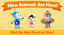 3 New Animals!
