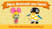 2 New Animals!