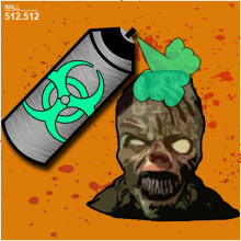 Zombie Panic! Source Community Spray Contest Winners