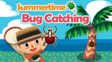 Summertime Bug Catching and Bunnie's Li'l Red Cookie