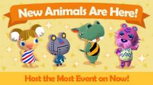 4 New Animals!