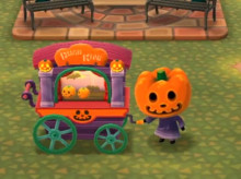 Jack's Puppet Theater and Muffy's Creepy Cookie