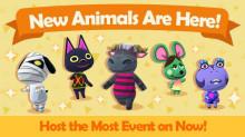 5 New Animals!
