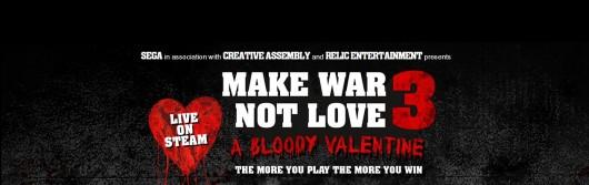 Make War Not Love 3 - Prize 3 (3 Game Bundle) Free on Steam!