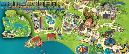 The Water Park Mapping Contest Winners