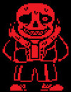 or this dude, Underfell Sans.