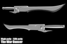 War Dancer Blade