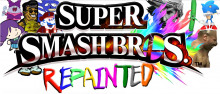 Super Smash Brothers. Repainted