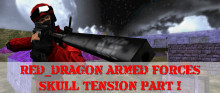 Red_Dragon Armed Forces: Skull Tension Series
