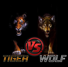 Tiger Squad vs Black Wolf Crew