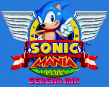 Sonic Mania Plus: Serena Mix