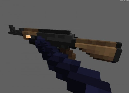 Ace of Spades:Vietnam Warfare Weapons Project screenshot #1