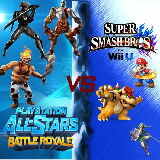 The PlayStation All-Stars Project