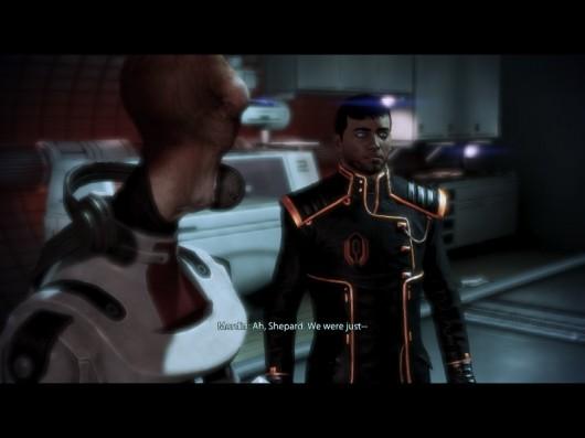 Cerberus Allies. Project screenshot #1