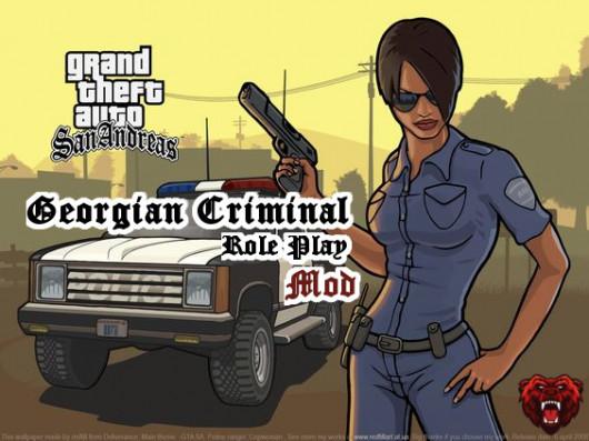 Georgian Criminal Role Play