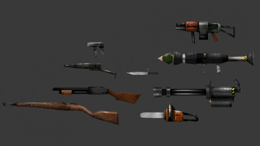 Untitled game assets
