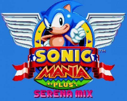 Sonic Mania Plus: Serena Mix