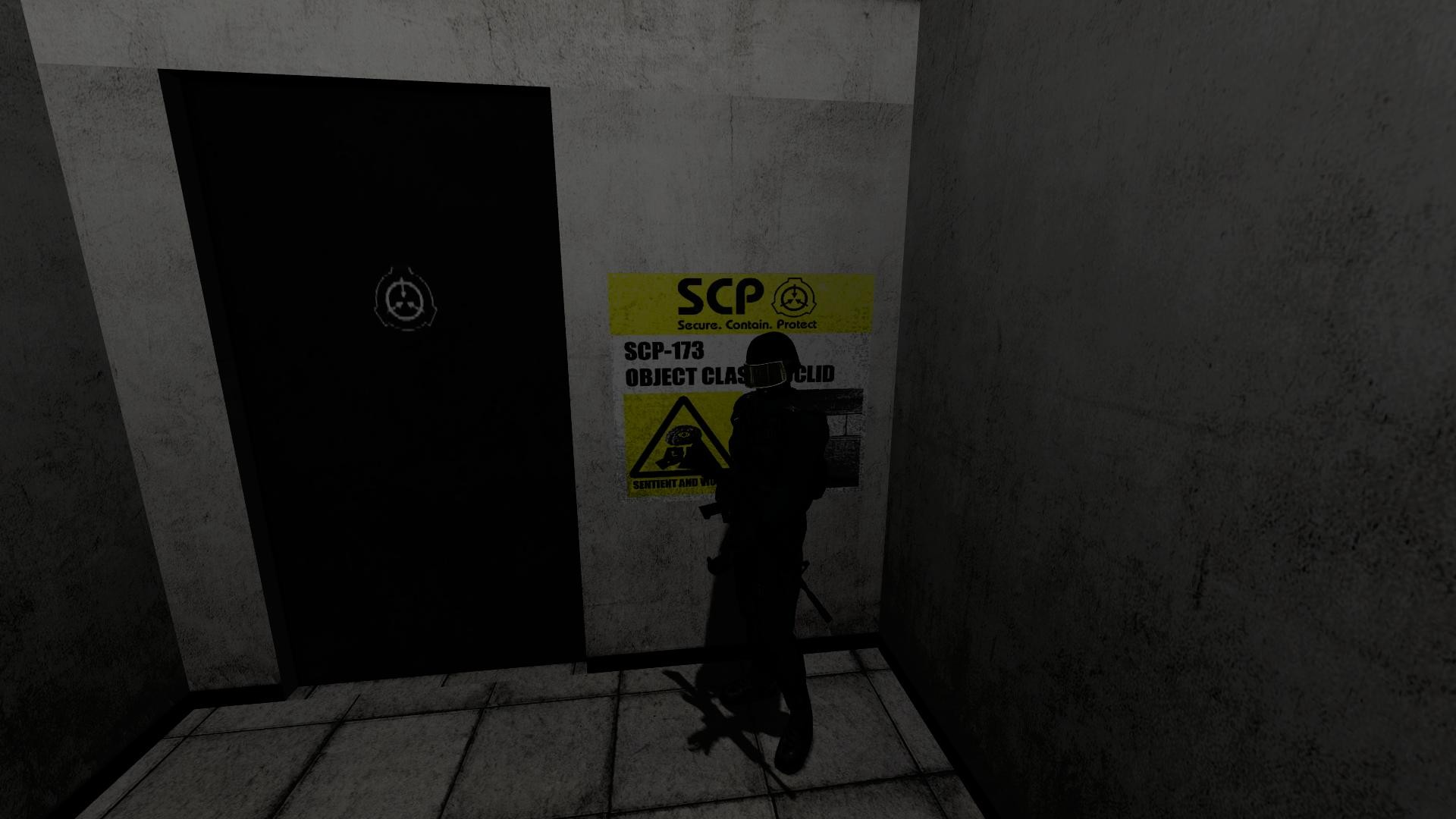 CS:S] SCP Containment Breach+Youtube [GameBanana] [Projects]