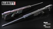 Barrett M98B preview