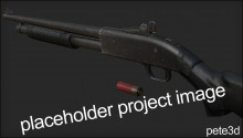Mossberg 590 Project preview