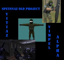 [RUS] Russian spetsnaz old project preview