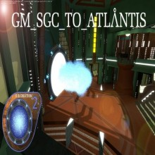 [DEU] Stargate Map Garry's Mod Project preview