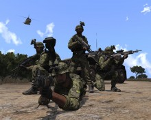 ArmA 3 Campaign Project preview