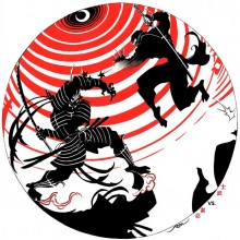 [CS1.6] Ninja VS Samurai Mod preview