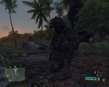 Crysis: Modern Edition Project preview