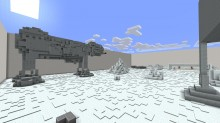 Star Wars Battlefront In Minecraft Project preview