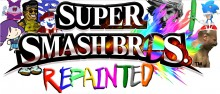 Super Smash Brothers. Repainted Project preview