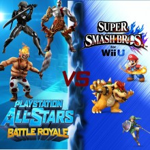The PlayStation All-Stars Project preview