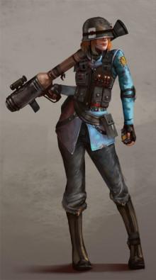 Soldier Vest Misc.