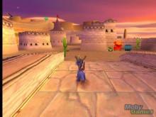 Spyro the Dragon; Cliff Town
