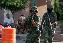 A Mexican Army Soldier Skin.