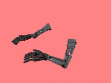 [REQ] Change m249 model arms with terminator arm!