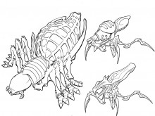 StarshipTroopers Bug for Antlion