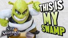 Shrek Wario Vertex Skin