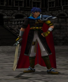 Lord Ike (Path of Radiance)