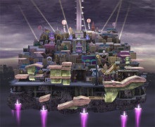 Can Someone Please Port New Pork City From Brawl?