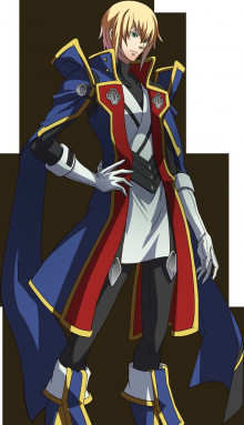 Jin Kisaragi (BlazBlue) colorswap/vertex