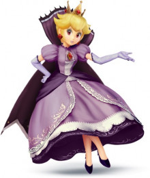 Shadow Queen Peach (Paper Mario TTYD)