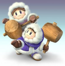 Ice climbers brawl over villager