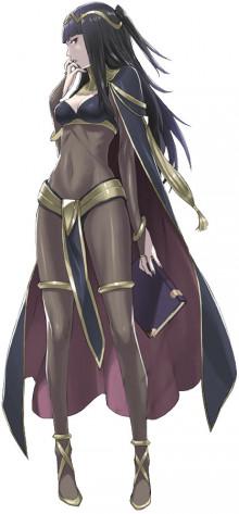 Tharja over Zelda