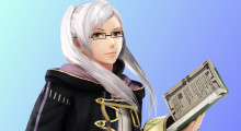 Robin With Glasses