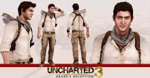 nathan drake uncharted 3 model import