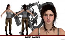 Lara Croft model import