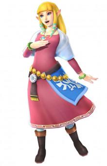 Zelda Skyward sword IMPORT