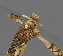 Oddworld Stranger's Wrath - Stranger Playermodel for Garry's Mod
