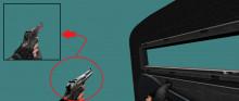 CSX Deagle on CZ Shield